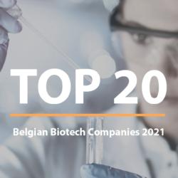 TOP 20 Belgian Biotech Companies 2021